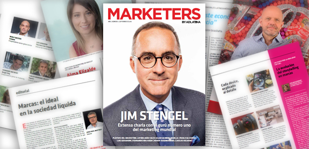 Marketers by Adlatina Magazine #1