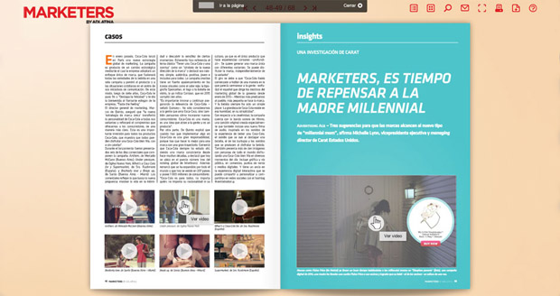 Marketers By Adlatina Revista Digital