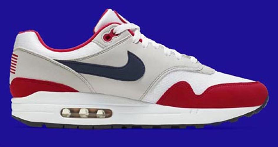 """Nike retiró el modelo """"Fourth of July"""" con una vieja bandera"""
