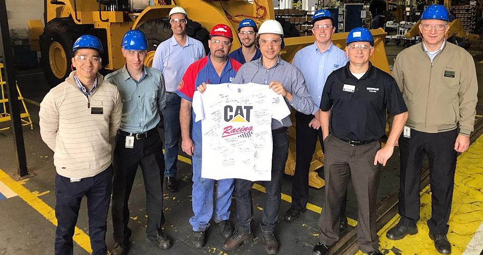 """Caterpillar es la número uno del """"Great Place to Work"""