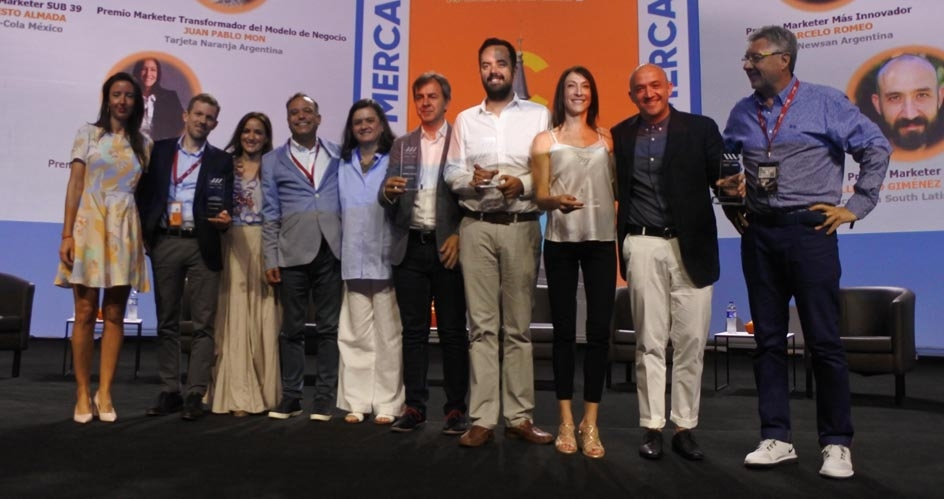 Se entregaron en Cartagena los Premios Marketers Latam 2018