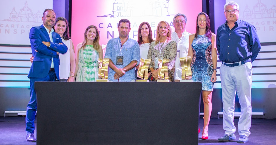 Se entregaron en Cartagena los Premios Marketers Latam 2017
