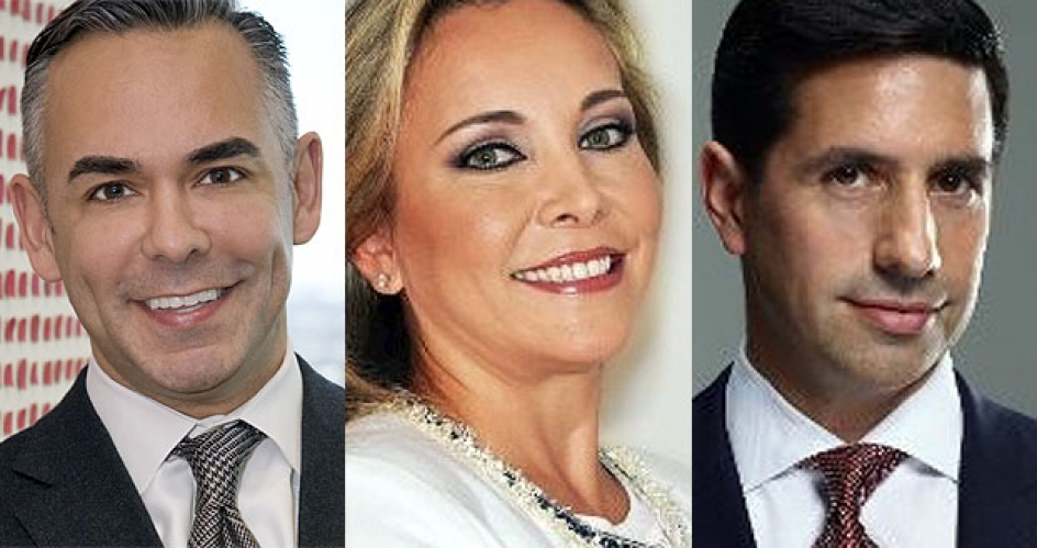 Tres latinos son finalistas en los CMO Club Awards