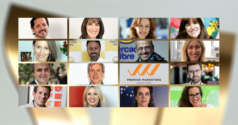 Los 15 finalistas de los Premios Marketers Argentina 2019