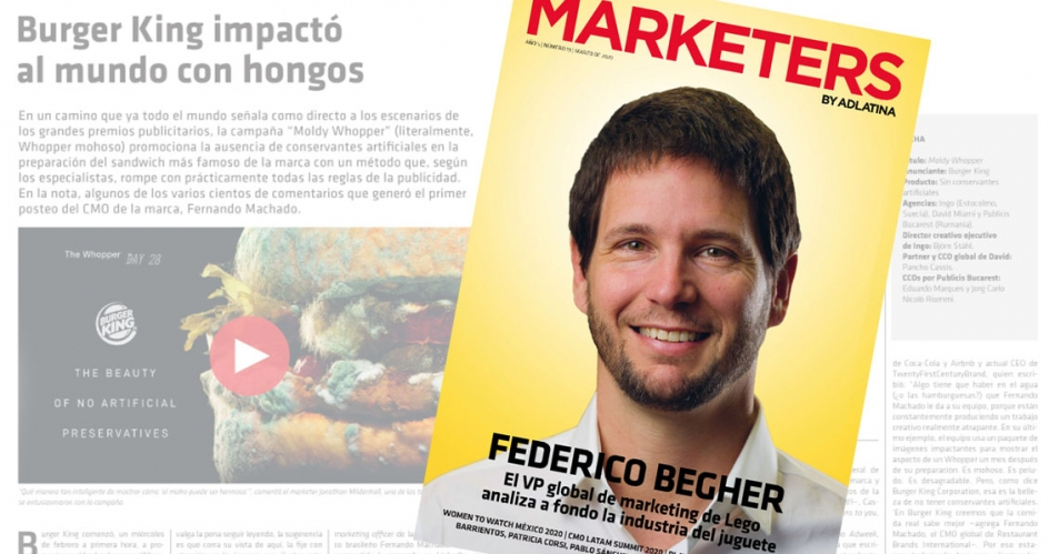 Ya está disponible la versión digital #19 de Marketers Magazine