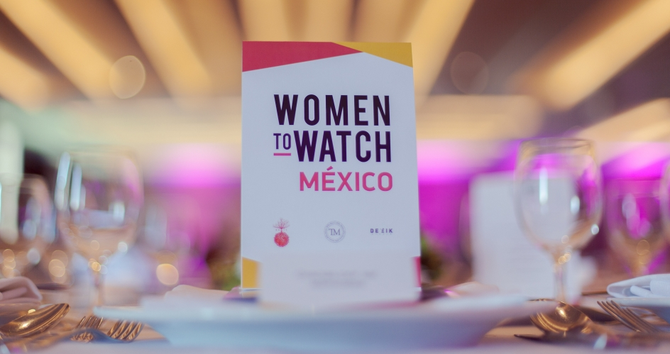 Women to Watch México 2019 para mirar y escuchar