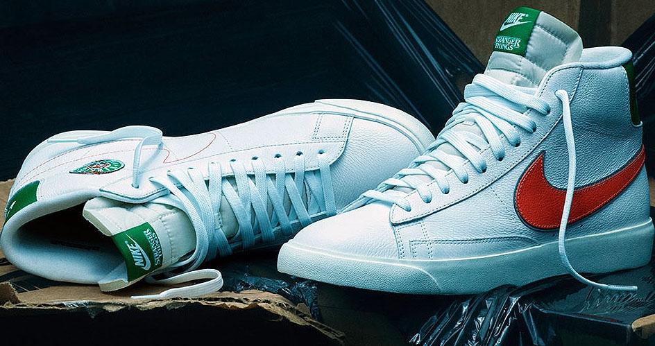 """Galleta interno Estado  Nike lanzó una colección basada en la serie """"Stranger Things"""" - Marketers  by Adlatina"""