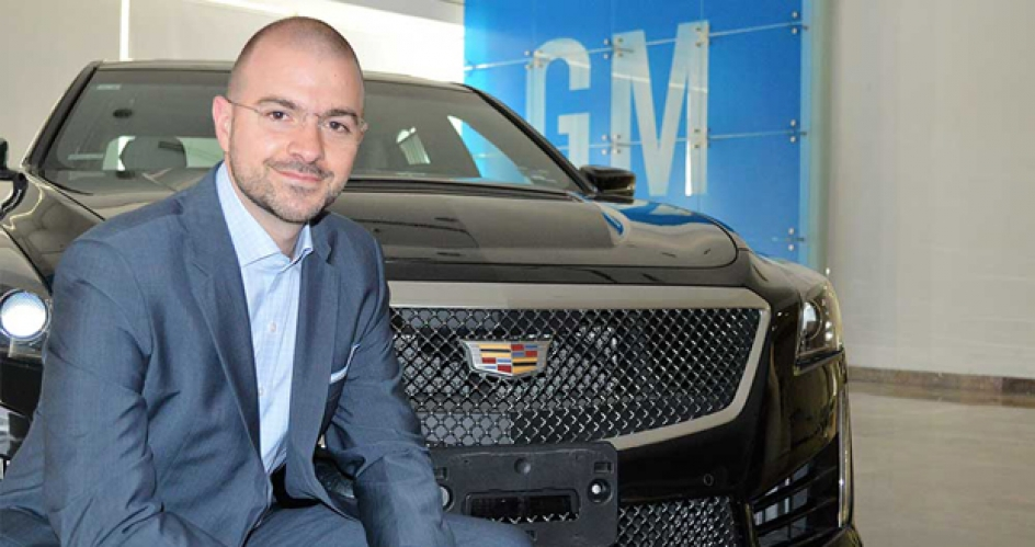 Juan Carlos García, nuevo VP de marketing en General Motors México