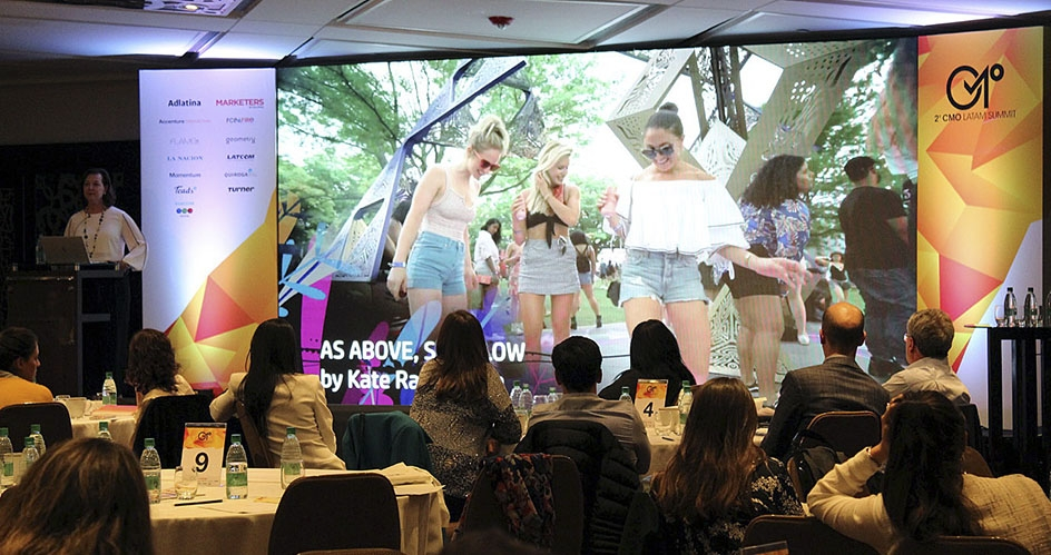 CMO Latam Summit 2018: repensar el rol del marketer