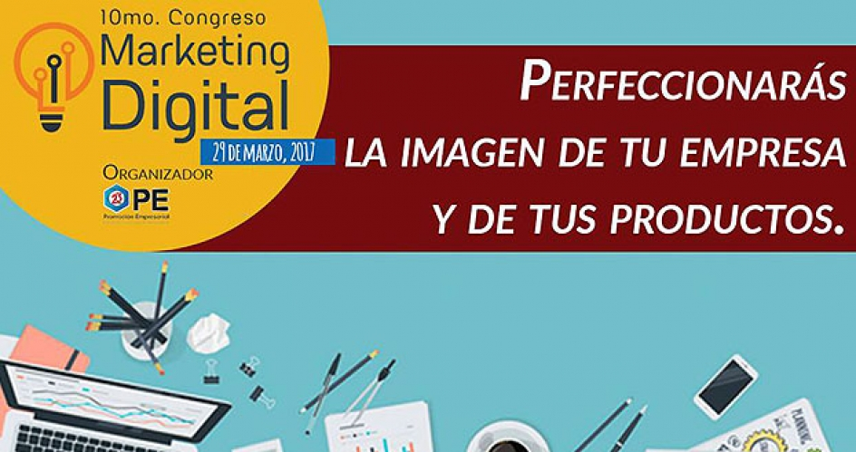 Se acerca una nueva jornada del Congreso de Marketing Digital
