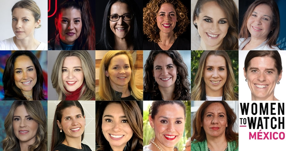 Se anunciaron las Women to Watch México 2020